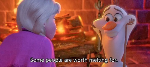 5 Frozen quotes