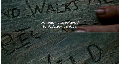 Quotes From Into The Wild | List Of Synonyms And Antonyms Of The Word Into The Wild Quotes