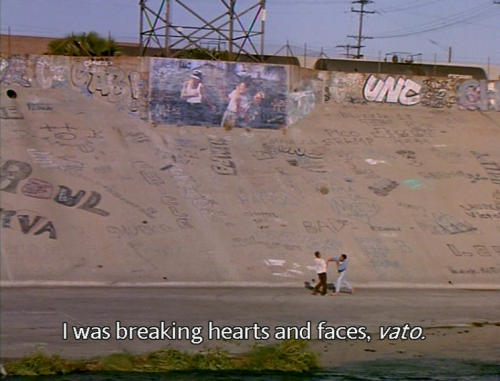 Funny Blood In Blood Out Quotes: I Was Breaking Hearts And Faces,vato.