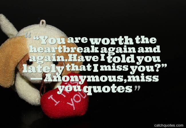 11 miss you quotes