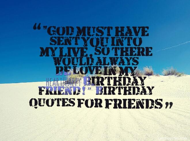 birthday quotes for friends 15