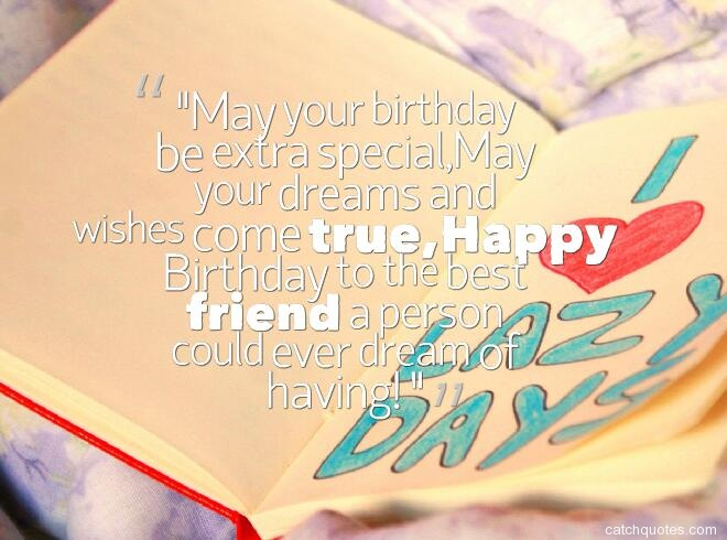birthday quotes for friends 25
