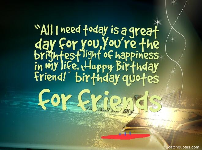 birthday quotes for friends 3