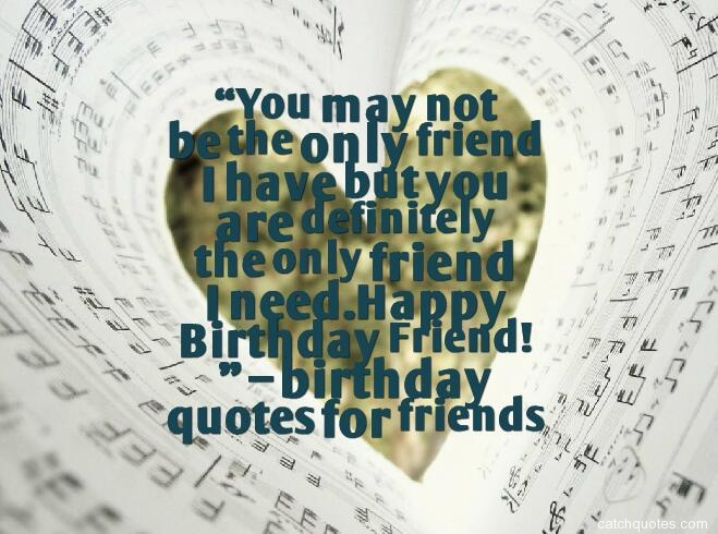 birthday quotes for friends 34