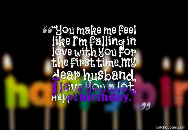 1 birthday wishes for husband