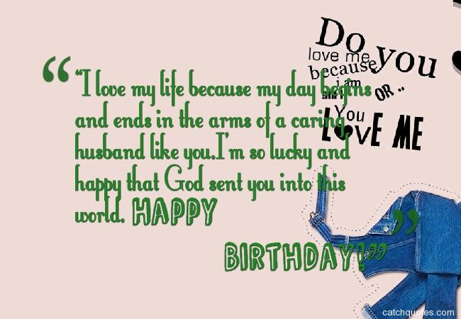 19 birthday wishes for husband