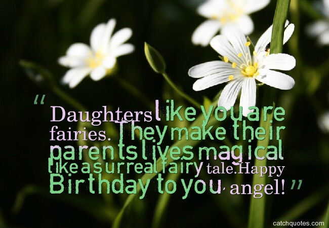 29 birthday wishes for daughter