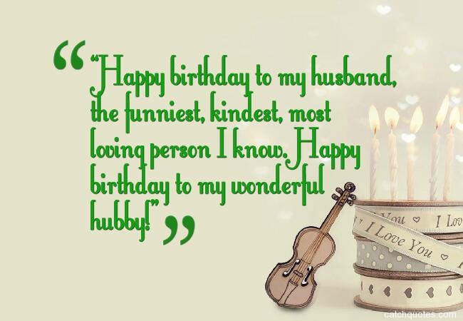 31 birthday wishes for husband