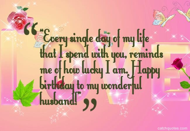 36 birthday wishes for husband