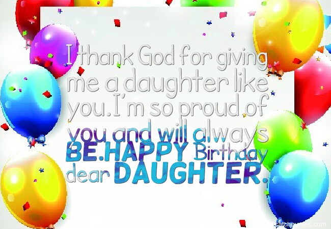 47 birthday wishes for daughter