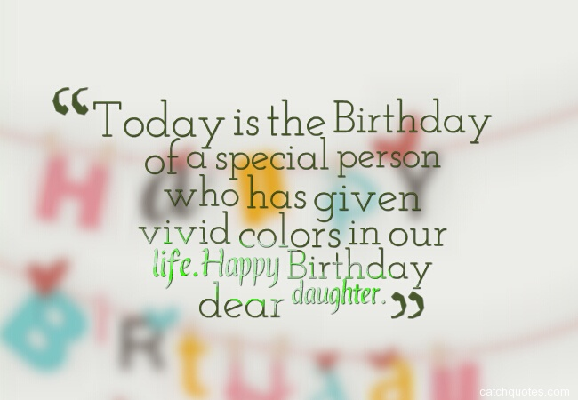49 birthday wishes for daughter
