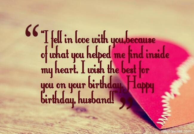 49 birthday wishes for husband