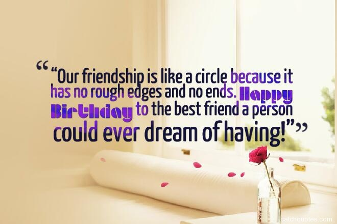best birthday wishes for best friend 1