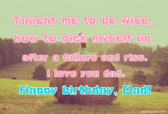 birthday wishes for dad 5