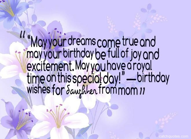 birthday wishes for daughter 10