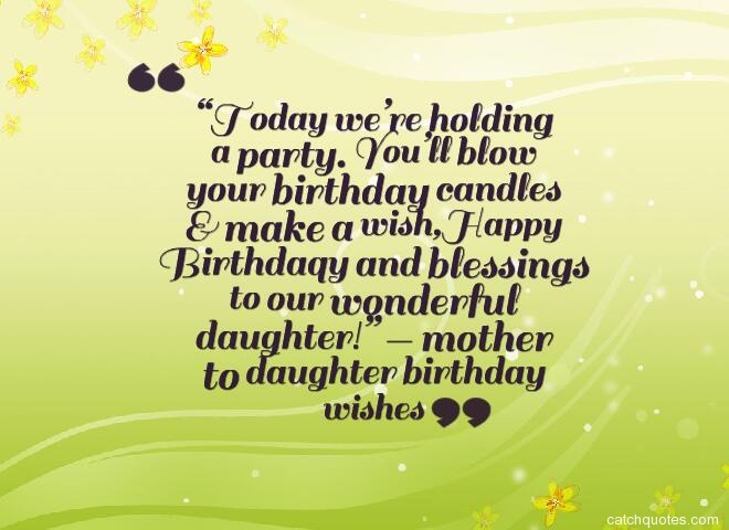 birthday wishes for daughter 30