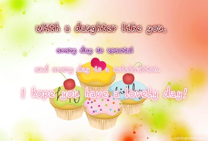 birthday wishes for daughter 9