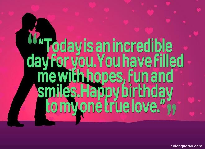 romantic birthday wishes 30