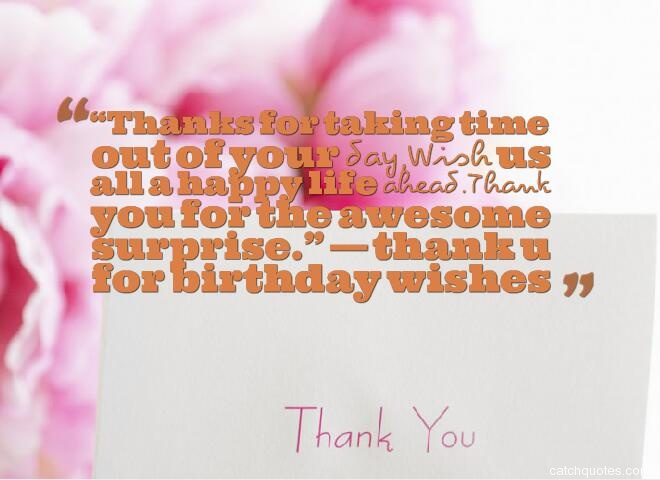 thank you for birthday wishes 1