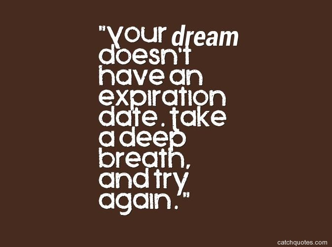Top 100 Amazing And Inspirational Dream Quotes Coming True With